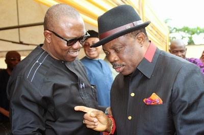 Peter Obi Willie Obiano%B%D